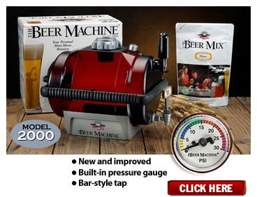 Beer machine kit